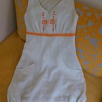 taskutega linane kleit (5)